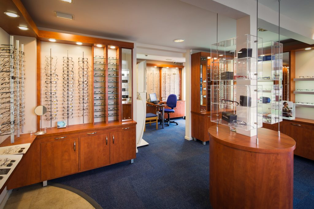 Eyewear at Morgan Optometry