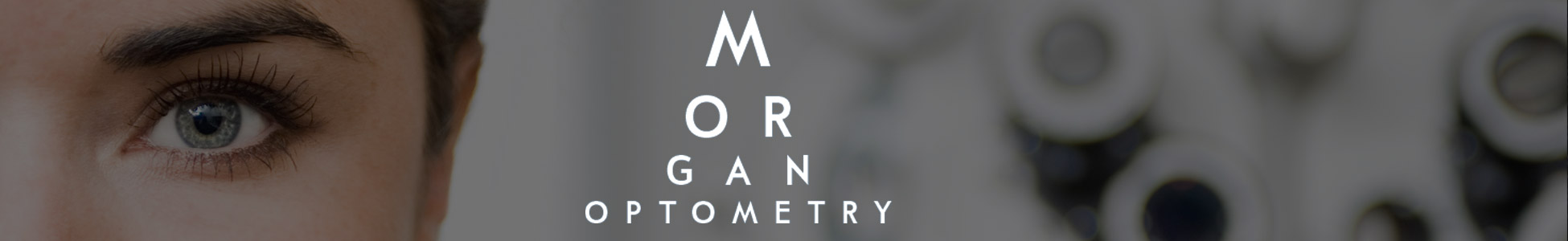 Morgan Optometry Banner