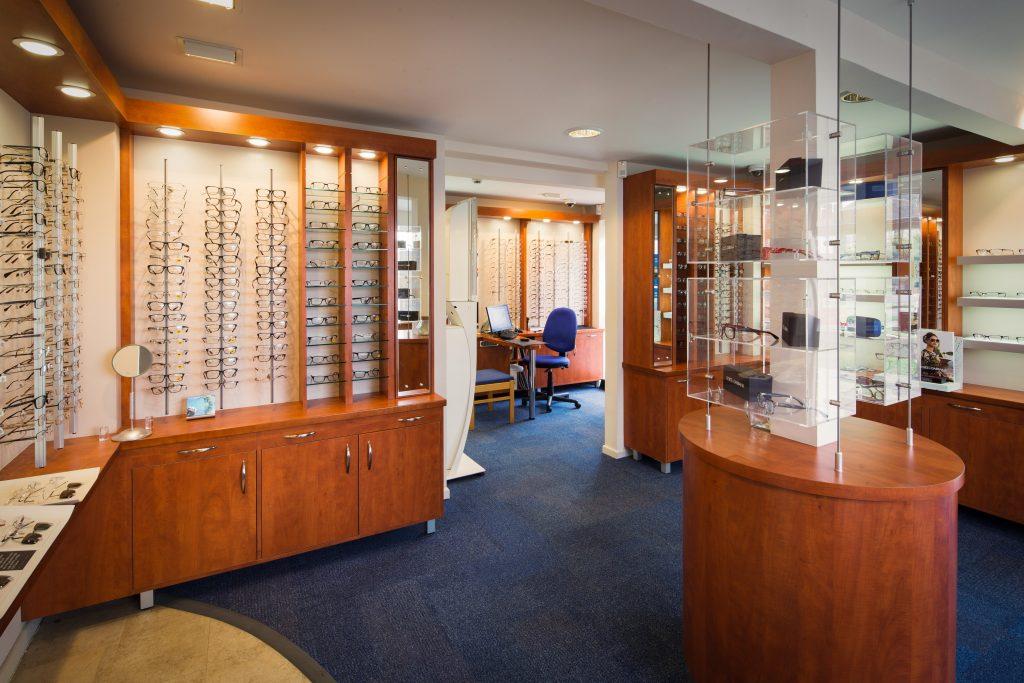 Eyewear at Morgan Optometry